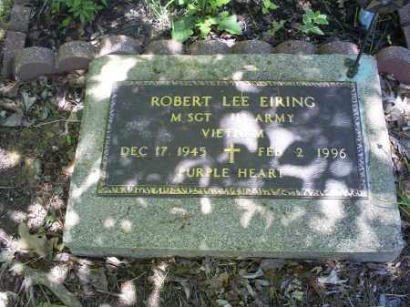 EIRING, ROBERT LEE - Ross County, Ohio | ROBERT LEE EIRING - Ohio Gravestone Photos