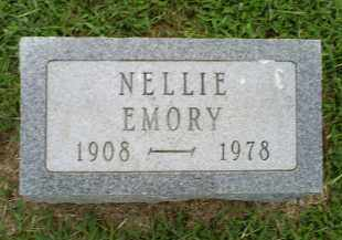 EMORY, NELLIE - Ross County, Ohio | NELLIE EMORY - Ohio Gravestone Photos