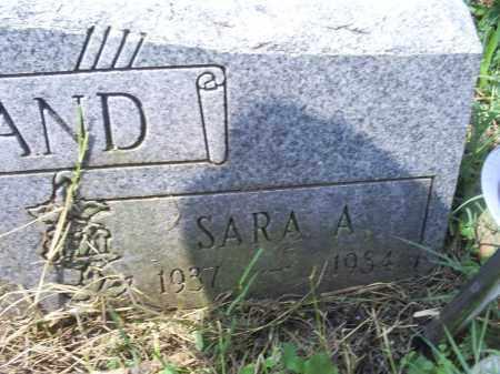 ENGLAND, SARA - Ross County, Ohio   SARA ENGLAND - Ohio Gravestone Photos
