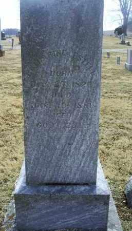 ESTELL, CATHARINE - Ross County, Ohio | CATHARINE ESTELL - Ohio Gravestone Photos