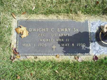EWRY, DWIGHT C. SR. - Ross County, Ohio   DWIGHT C. SR. EWRY - Ohio Gravestone Photos