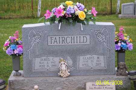 FAIRCHILD, JAMES - Ross County, Ohio | JAMES FAIRCHILD - Ohio Gravestone Photos