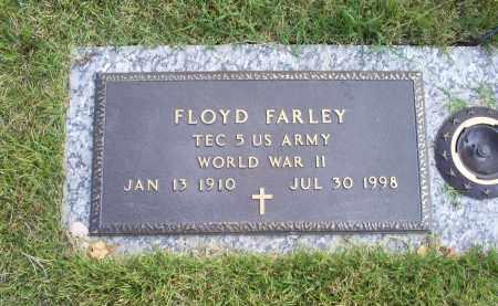 FARLEY, FLOYD - Ross County, Ohio   FLOYD FARLEY - Ohio Gravestone Photos