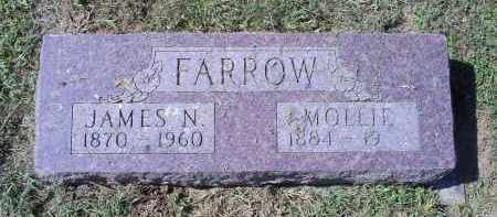 FARROW, JAMES N. - Ross County, Ohio | JAMES N. FARROW - Ohio Gravestone Photos