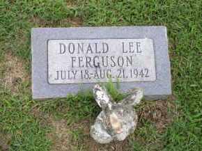 FERGUSON, DONALD LEE - Ross County, Ohio   DONALD LEE FERGUSON - Ohio Gravestone Photos