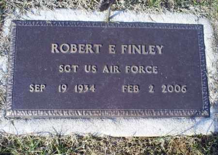 FINLEY, ROBERT E. - Ross County, Ohio   ROBERT E. FINLEY - Ohio Gravestone Photos