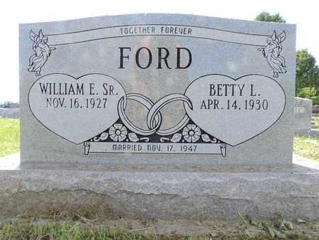 FORD, BETTY L. - Ross County, Ohio | BETTY L. FORD - Ohio Gravestone Photos