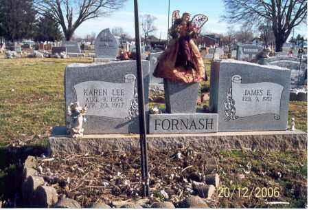 FORNASH, KAREN LEE - Ross County, Ohio | KAREN LEE FORNASH - Ohio Gravestone Photos