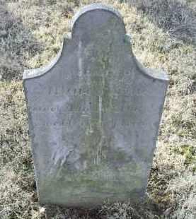 FORTNER, MARY - Ross County, Ohio | MARY FORTNER - Ohio Gravestone Photos