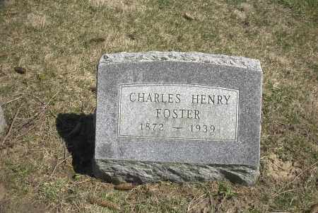 FOSTER, CHARLES HENRY - Ross County, Ohio | CHARLES HENRY FOSTER - Ohio Gravestone Photos