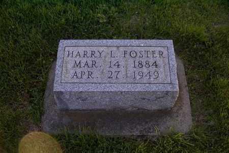 FOSTER, HARRY L. - Ross County, Ohio   HARRY L. FOSTER - Ohio Gravestone Photos