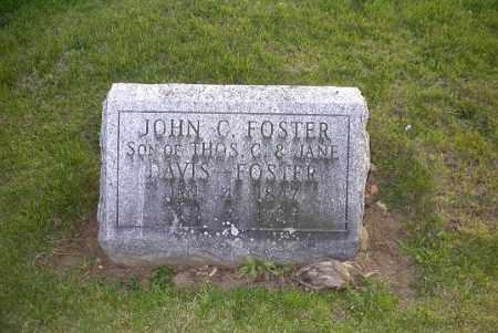 FOSTER, JOHN C. - Ross County, Ohio | JOHN C. FOSTER - Ohio Gravestone Photos