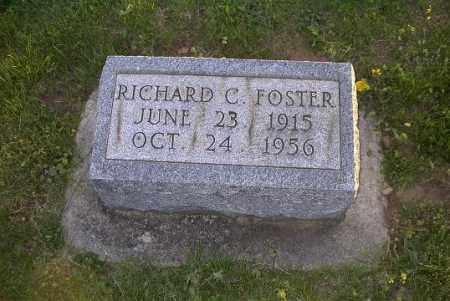 FOSTER, RICHARD C. - Ross County, Ohio | RICHARD C. FOSTER - Ohio Gravestone Photos