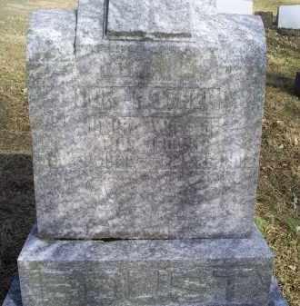 FOUST, ELMIRA - Ross County, Ohio | ELMIRA FOUST - Ohio Gravestone Photos
