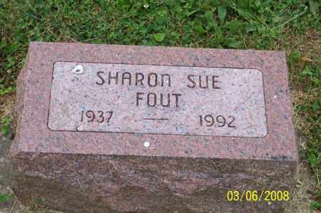 FOUT, SHARON SUE - Ross County, Ohio | SHARON SUE FOUT - Ohio Gravestone Photos