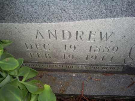 FOX, ANDREW - Ross County, Ohio   ANDREW FOX - Ohio Gravestone Photos