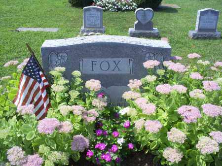 FOX, ANDREW - Ross County, Ohio | ANDREW FOX - Ohio Gravestone Photos