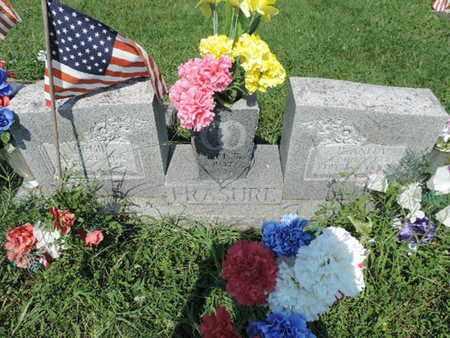 FRASURE, JUANITA - Ross County, Ohio   JUANITA FRASURE - Ohio Gravestone Photos