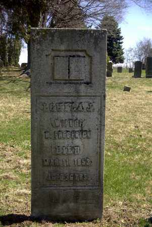 FREDERICK, LOUISA J. - Ross County, Ohio   LOUISA J. FREDERICK - Ohio Gravestone Photos