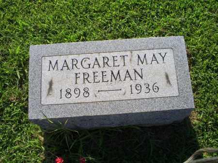 FREEMAN, MARGARET MAY - Ross County, Ohio | MARGARET MAY FREEMAN - Ohio Gravestone Photos