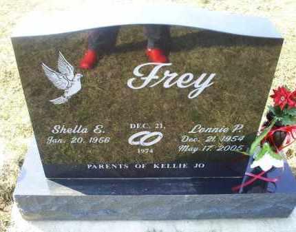FREY, LONNIE P. - Ross County, Ohio | LONNIE P. FREY - Ohio Gravestone Photos