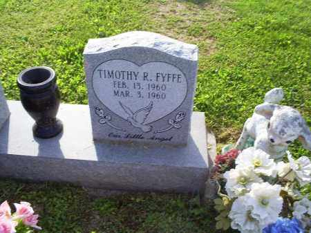 FYFFE, TIMOTHY R. - Ross County, Ohio | TIMOTHY R. FYFFE - Ohio Gravestone Photos