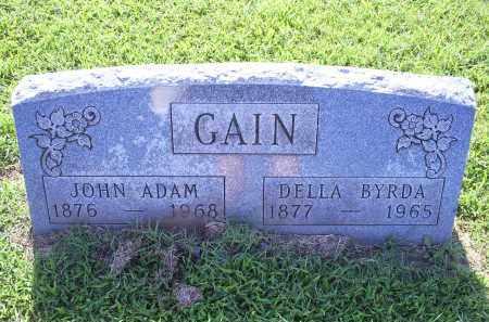GAIN, DELLA BYRDA - Ross County, Ohio | DELLA BYRDA GAIN - Ohio Gravestone Photos