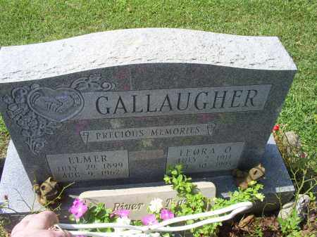 GALLAUGHER, LEORA O. - Ross County, Ohio | LEORA O. GALLAUGHER - Ohio Gravestone Photos