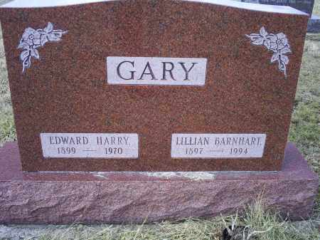 BARNHART GARY, LILLIAN - Ross County, Ohio | LILLIAN BARNHART GARY - Ohio Gravestone Photos