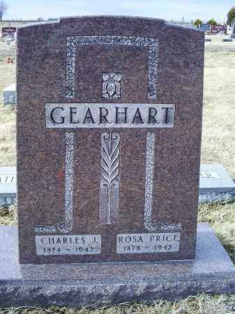 PRICE GEARHART, ROSA - Ross County, Ohio | ROSA PRICE GEARHART - Ohio Gravestone Photos