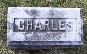 GOODMAN, CHARLES - Ross County, Ohio   CHARLES GOODMAN - Ohio Gravestone Photos