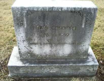 GOODMAN, FLOYD - Ross County, Ohio | FLOYD GOODMAN - Ohio Gravestone Photos