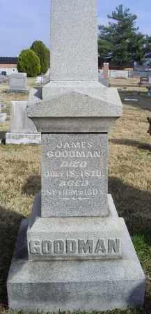 GOODMAN, JAMES - Ross County, Ohio   JAMES GOODMAN - Ohio Gravestone Photos