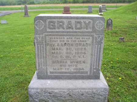 GRADY, MARIA - Ross County, Ohio | MARIA GRADY - Ohio Gravestone Photos