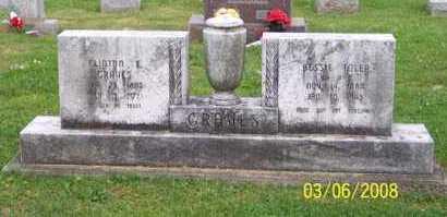GRAVES, CLINTON F. - Ross County, Ohio   CLINTON F. GRAVES - Ohio Gravestone Photos