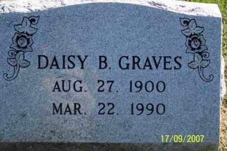 GRAVES, DAISY B. - Ross County, Ohio | DAISY B. GRAVES - Ohio Gravestone Photos