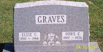 GRAVES, ODUS C. - Ross County, Ohio   ODUS C. GRAVES - Ohio Gravestone Photos