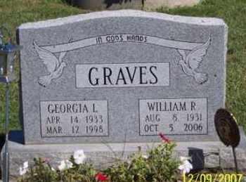 GRAVES, GEORGIA L. - Ross County, Ohio | GEORGIA L. GRAVES - Ohio Gravestone Photos