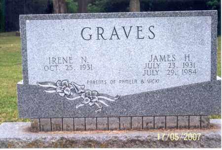 GRAVES, IRENE N. - Ross County, Ohio | IRENE N. GRAVES - Ohio Gravestone Photos