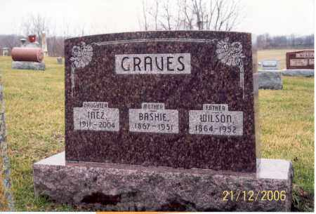 GRAVES, WILSON - Ross County, Ohio | WILSON GRAVES - Ohio Gravestone Photos