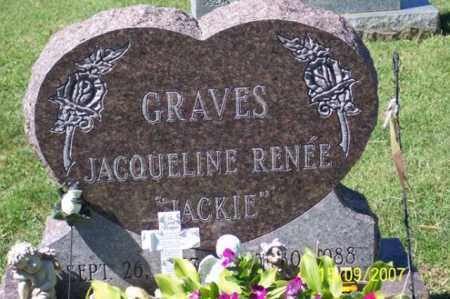 "GRAVES, JACQUELINE RENEE ""JACKIE"" - Ross County, Ohio 
