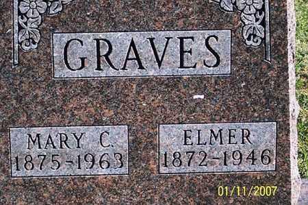 GRAVES, MARY C. - Ross County, Ohio | MARY C. GRAVES - Ohio Gravestone Photos