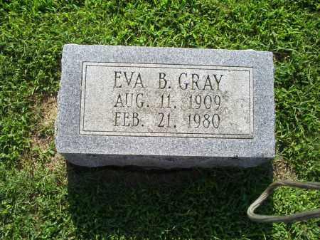 GRAY, EVA B. - Ross County, Ohio | EVA B. GRAY - Ohio Gravestone Photos