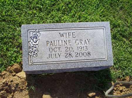 GRAY, PAULINE - Ross County, Ohio | PAULINE GRAY - Ohio Gravestone Photos