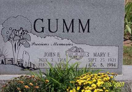GUMM, JOHN B. - Ross County, Ohio | JOHN B. GUMM - Ohio Gravestone Photos