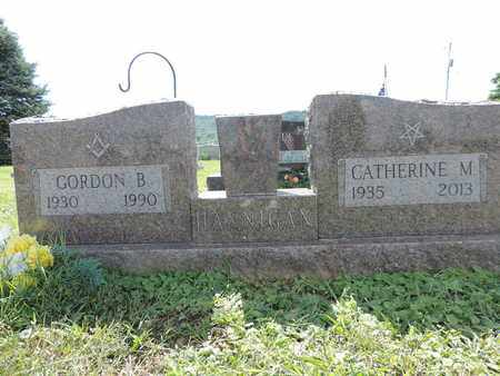 HANNIGAN, GORDON B. - Ross County, Ohio | GORDON B. HANNIGAN - Ohio Gravestone Photos