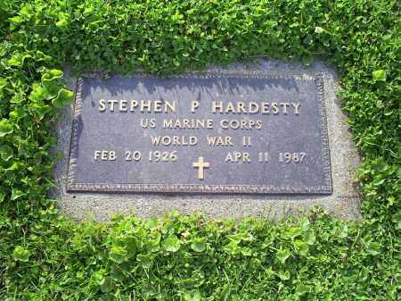 HARDESTY, STEPHEN P - Ross County, Ohio | STEPHEN P HARDESTY - Ohio Gravestone Photos