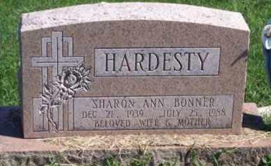 HARDESTY, SHARON ANN - Ross County, Ohio | SHARON ANN HARDESTY - Ohio Gravestone Photos