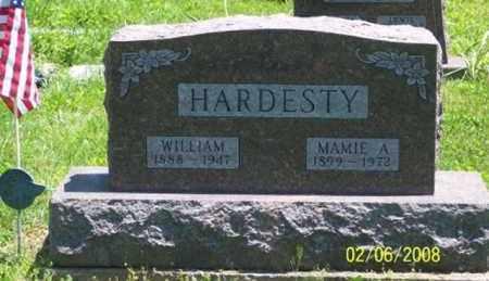 HARDESTY, MAMIE A. - Ross County, Ohio | MAMIE A. HARDESTY - Ohio Gravestone Photos