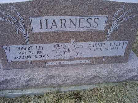 HARNESS, ROBERT LEE - Ross County, Ohio | ROBERT LEE HARNESS - Ohio Gravestone Photos